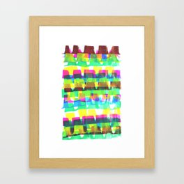 Rolleron Framed Art Print