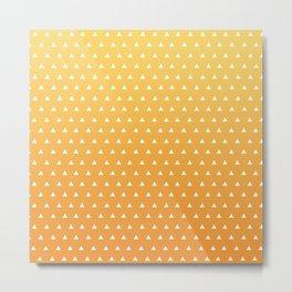 Zenitsu Pattern Metal Print
