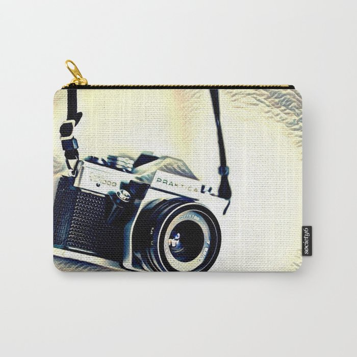 Classic Camera (Hipster) Carry-All Pouch