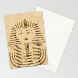 King Tut Version 2 Stationery Cards