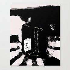 Transfer Canvas Print