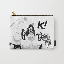 Maori kiss Carry-All Pouch
