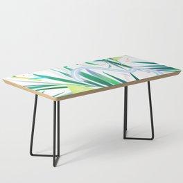 summer motel pattern Coffee Table