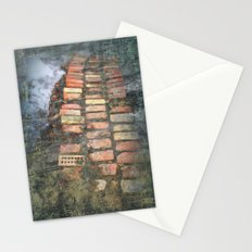 The Path less traveled Stationery Cards