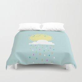 Make it Rain Duvet Cover