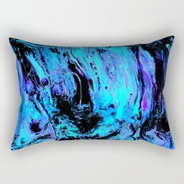 Swirling in my Insanity Rectangular Pillow