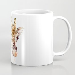 Giraffe Head Coffee Mug