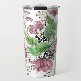Floral festival Travel Mug
