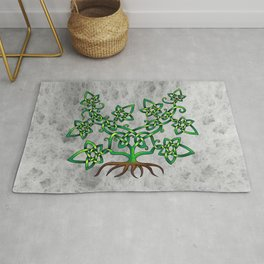 Ivy Knot Rug