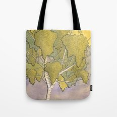 Birch 1 Tote Bag
