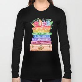 Diverse Books Long Sleeve T-shirt