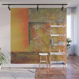 The Sun Wall Mural