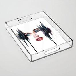 Demons Acrylic Tray