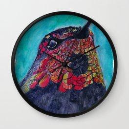 pajaro Wall Clock