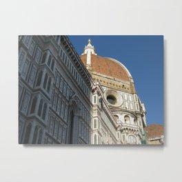 The Duomo / Florence, Italy Metal Print