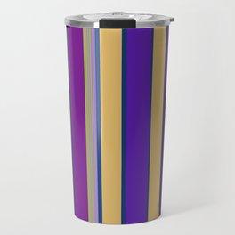 awning stripe Travel Mug
