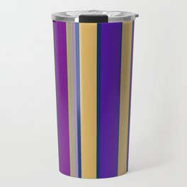 awning stripe Travel Mug