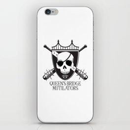 Queen's Bridge Mutilators iPhone Skin