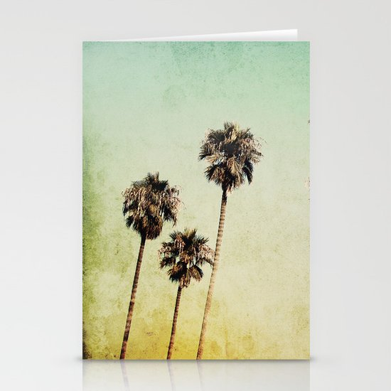 Palm Trees 2 Stationery Cards
