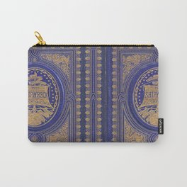 The Shipwreck Book Carry-All Pouch