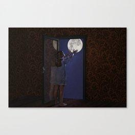 Alcanzarte Canvas Print