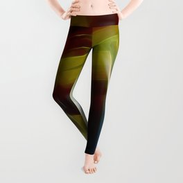 Abstract Composition 420 Leggings