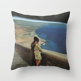 Love Panorama Throw Pillow