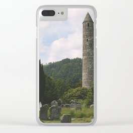 The Roundtower Clear iPhone Case