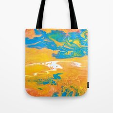 Fluid No. 23 Tote Bag