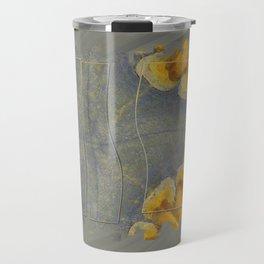 Unworminess Design Flowers  ID:16165-110353-84671 Travel Mug
