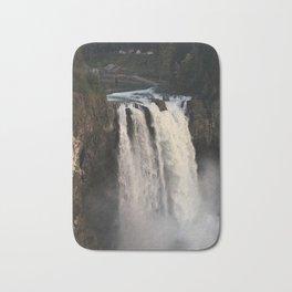 Snoqualmie Falls Bath Mat