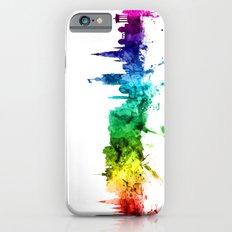 Edinburgh Scotland Skyline Slim Case iPhone 6s