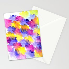 No. 126 Flowers Stationery Cards
