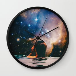 Purified Wall Clock