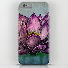 Lotus Flower iPhone 6s Plus Slim Case