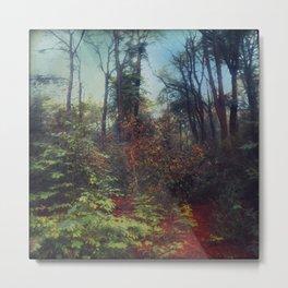 forest palette Metal Print