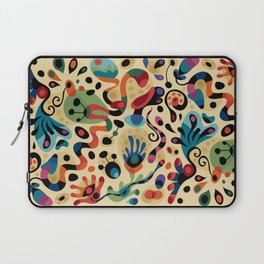 Wobbly Life Laptop Sleeve