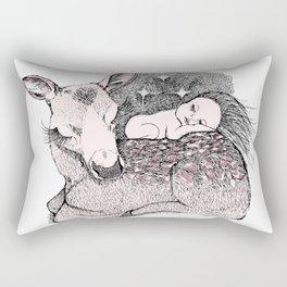 Bambi Night Rectangular Pillow