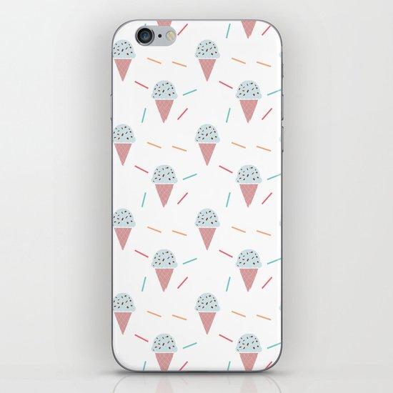 Ice Cream sprinkles iPhone & iPod Skin
