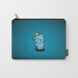 Blue Dead Bear Carry-All Pouch