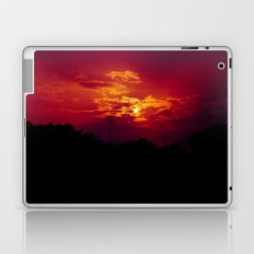 """With each sunrise, we start anew"" Laptop & iPad Skin"