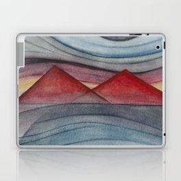 Geometric landscapes 06 Laptop & iPad Skin