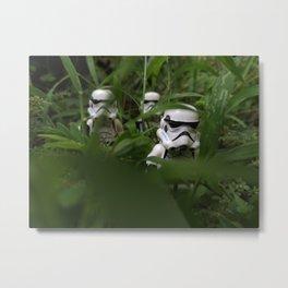 stromtrooper Metal Print