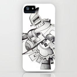 #20 – astratto iPhone Case