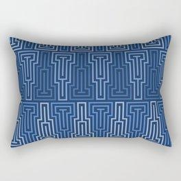 Op Art 85 Rectangular Pillow