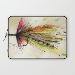 To Teach A Man To Fish Laptop Sleeve