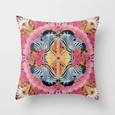 ▲ YAMKA ▲ Throw Pillow
