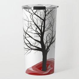 Cherry tree of cherries Travel Mug