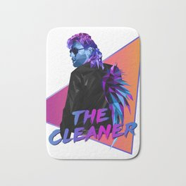 Kenny Omega polygonal Bath Mat