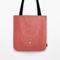 Work / Play Tote Bag